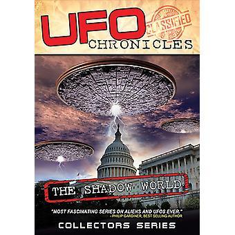 Ufo Chronicles: Shadow World [DVD] USA import