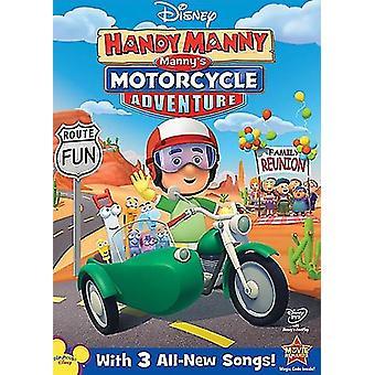 Handy Manny - moto [DVD] USA de Manny import