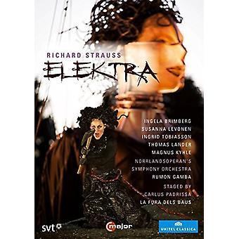 Strauss: Elektra [DVD] USA import