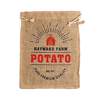 Jute Hayward Farm Potato Bag