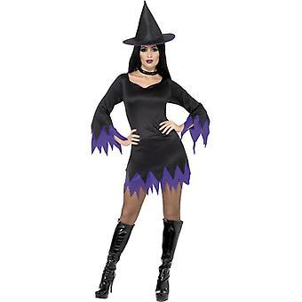 Čarodejnice kostým dámy čarodejnice čarodejnice kostým Halloween