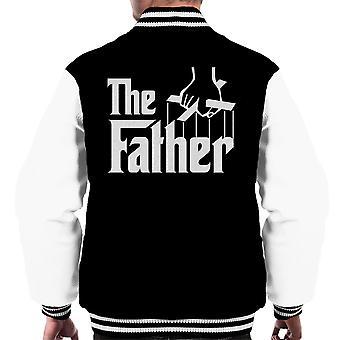 The Godfather The Father Men's Varsity Jacket