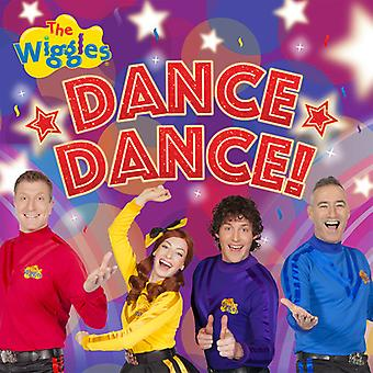 Wiggles - Dans Dans! [CD] USA import