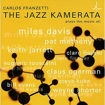 Carlos Franzetti - Jazz Kamerata [CD] USA import