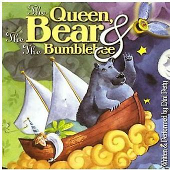 Dini Petty - The Queen, the Bear & the Bumblebee [CD] USA import