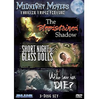 Midnight Movies - Midnight Movies: Vol. 4-Thriller Triple Feature [DVD] USA import