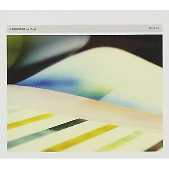 Fourcolor - As Pleat [CD] USA import