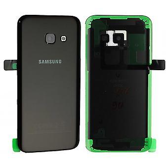 Batterie pour Samsung A520F Galaxy A5 2017 couvercle-noir