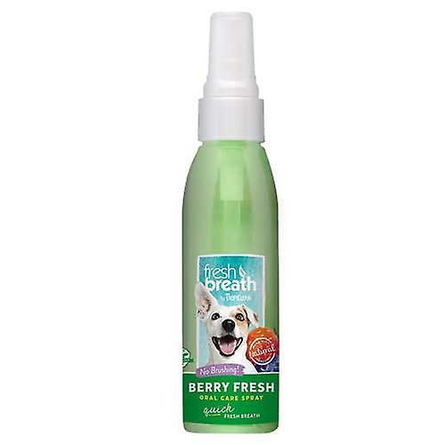 Tropiclean Fresh Breath Berry Fresh Oral Care Spray