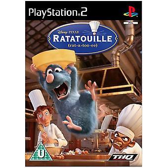Ratatouille (PS2) - Nieuwe fabriek verzegeld
