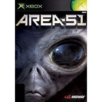 Zone 51 (Xbox) - Nouveau