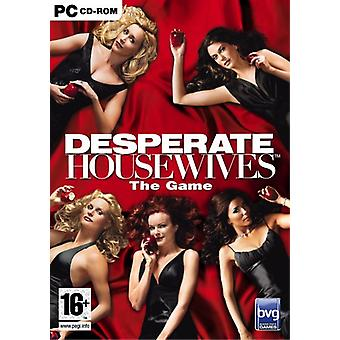 Desperate Housewives (PC CD)-ny