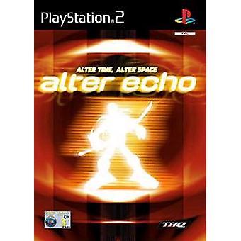 Alter Echo (PS2) - Fabrik versiegelt