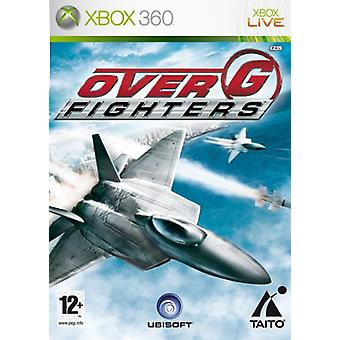 Over G Fighters (Xbox 360) - Neu