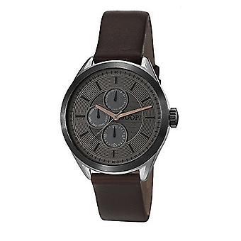 Joop mens watch cuir de quartz analogique montre-bracelet JP101611003 George