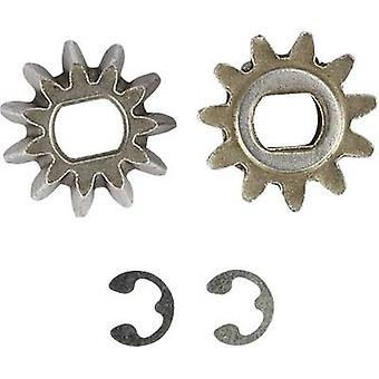 Reely 536026 Spare part Central differential with bevel gear wheels