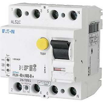 Eaton 167886 Bunnvannpumpe (AC/DC sensitive) 4-pinners 63 en 0,3 en 240 V, 415 V