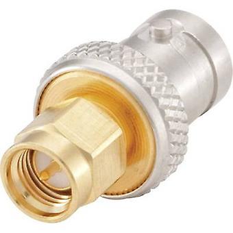Rosenberger 32S151-K00L5 SMA adapter SMA plug - BNC socket 1 pc(s)
