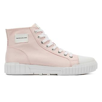 Calvin Klein Jeans Womens Chintz Rose Nylon Briony Trainers