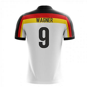2020-2021 Allemagne Home Concept Football Shirt (Wagner 9)