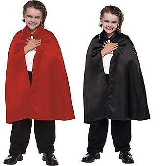 Umhang Kinder Kostüm Cape Vampir Halloween