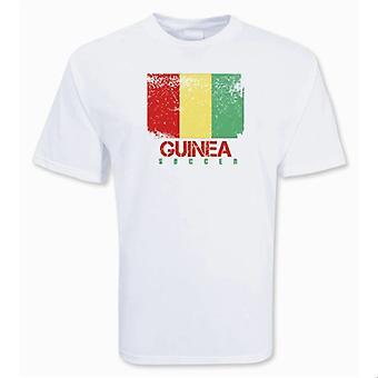 Guinée Soccer T-shirt