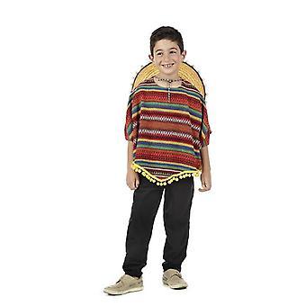 תחפושת ילדים מקסיקני Pedrito טקסנית ילד תחפושת
