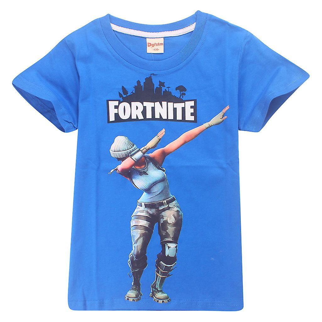 Fortnite T-shirt 128-164 Blau