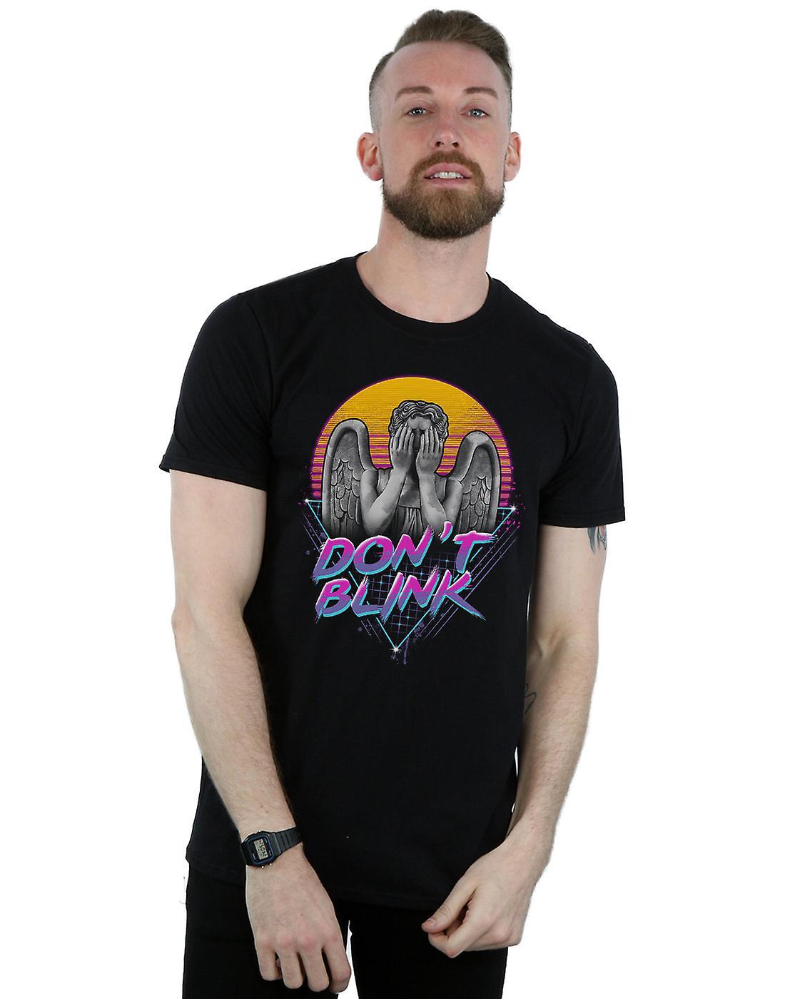 Vincent Trinidad Men's Don't Blink T-Shirt