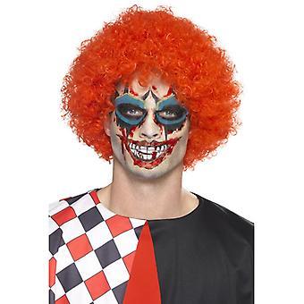 Twisted Kit de maquillage de Clown, avec transferts de tatouage