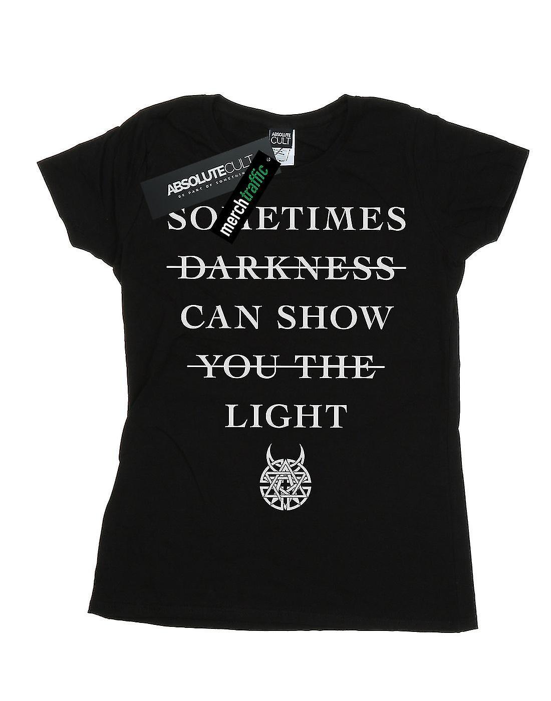 Disturbed Women's Sometimes Darkness T-Shirt