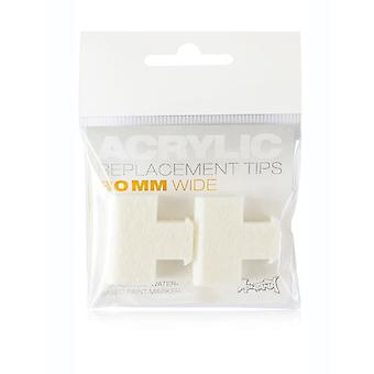 Montana Gold 30mm Replacement Acrylic Marker Tip