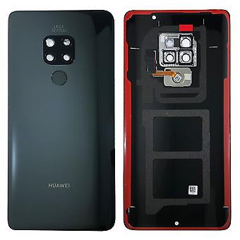 Huawei batterij cover batterij cover batterijklepje zwart voor stuurman 20 02352FJY repareren nieuw