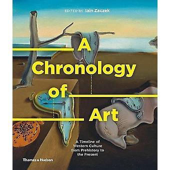 Een chronologisch overzicht van Art - een tijdlijn van de westerse cultuur van de prehistorie tot