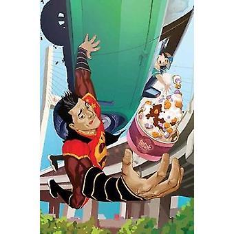 New Super-Man Volume 3 - Equilibrium by Gene Luen Yang - 9781401280444