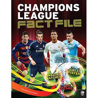 Champions League faktum fil af Clive Gifford - 9781783122653 bog