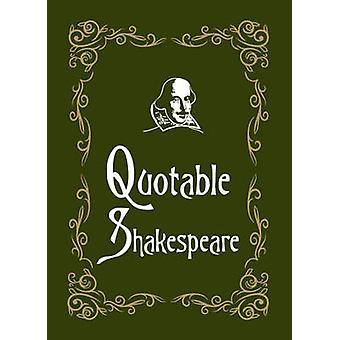 Tako rzecze Shakespeare przez Max Morris - 9781849535847 książki