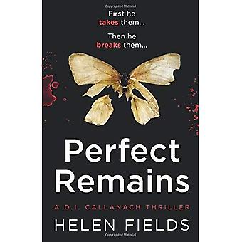 Perfect Remains: A gripping thriller that will leave you breathless