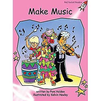 Make Music: Vooraf lezen (rode raket lezers: fictie stel A)