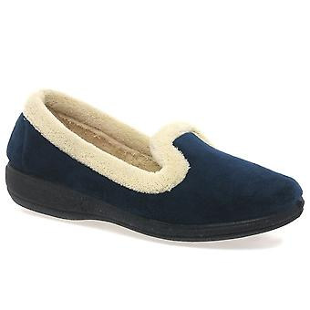 Lunar Chique Womens Lined Slippers