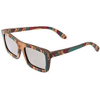 Spectrum Philbin Polarized Sunglasses - Multi/Silver
