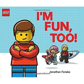 ¡Soy divertida, demasiado! (Un libro del cuadro clásico de LEGO) (LEGO icónico)