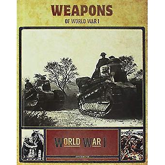 Armas da primeira Guerra Mundial (guerra de mundo I)