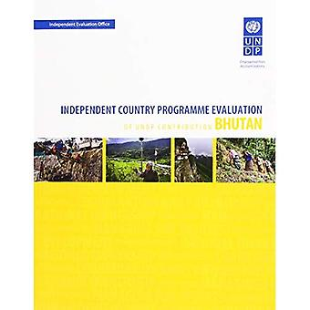 Évaluation des résultats de développement - Bhoutan (Second Assessment): évaluation du Programme pays indépendant de la Contribution du PNUD