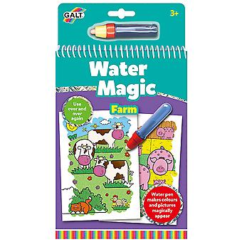 Galt vand Magic Farm bog