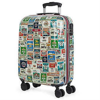Travel size luggage Cabnina 130550 polycarbonate
