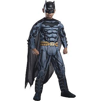 Muscled Batman Costume For Children
