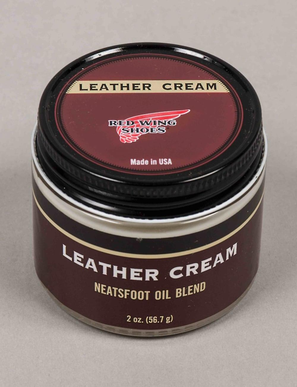 Red Wing 97095 Leather Cream (neatsfoot Oil) 2oz
