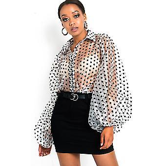 IKRUSH Womens Rita Belted Mini Skirt