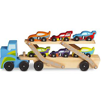 Melissa & Doug Race Car Carrier